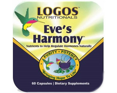 Logos Nutritionals Eve's Harmony Review - For Symptoms Associated With Menopause