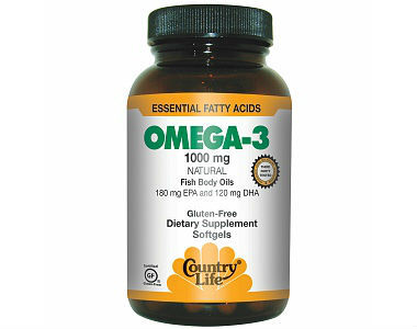 Country Life Omega-3 Fish Oil Review - For Cognitive And Cardiovascular Support