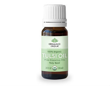 Organic India Tulsi Oil Review - For Improved Overall Health
