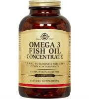 Solgar Omega-3 Fish Oil Concentrate Review - For Cognitive And Cardiovascular Support