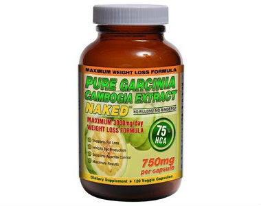 SuppleSense Garcinia Cambogia Weight Loss Supplement Review