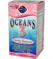 Garden of Life Oceans 3 Healthy Hormones Review - For Symptoms Associated With Menopause