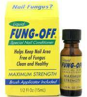 Fung-Off Special Nail Conditioner Review - For Combating Fungal Infections