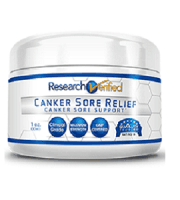 Research Verified Canker Sore Relief Review - For Relief From Mouth Ulcers And Canker Sores