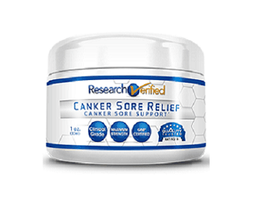 ResearchVerified Canker Sore Relief Review