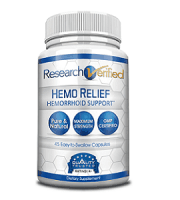 ResearchVerified HemoRelief Review