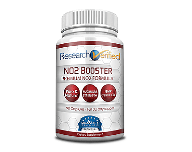 Research Verified NO2 Booster Review - For Increased Muscle Strength And Performance