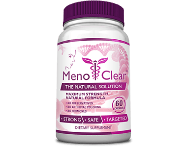 Consumer Health MenoClear Review - For Symptoms Associated With Menopause