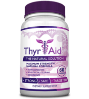 Consumer Health ThyrAid Review - For Increased Thyroid Support