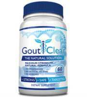 Consumer Health GoutClear Review - For Relief From Gout