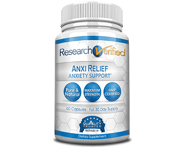 Research Verified Anxi Relief