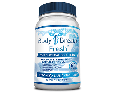 Consumer Health Body Breath Fresh Review - For Bad Breath And Body Odor