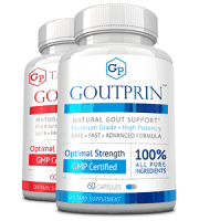 Approved Science Goutprin Review - For Relief From Gout