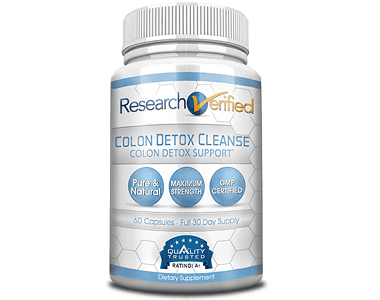 Research Verified Colon Detox Cleanse Review - For Flushing And Detoxing The Colon