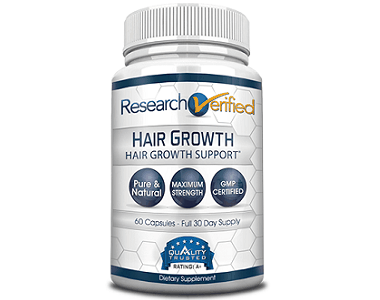 Research Verified Hair Growth Review - For Dull And Thinning Hair