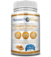 ResearchVerified Turmeric Review