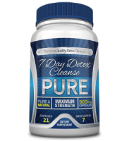 7 Day Colon Cleanse Pure Review - For Flushing And Detoxing The Colon