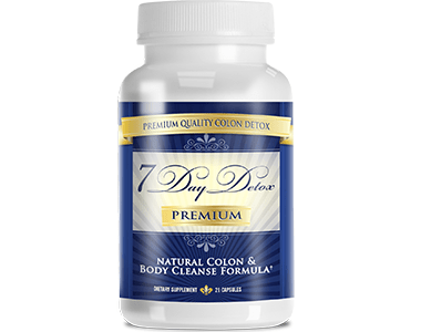 Premium Certified 7 Day Detox Premium Review - For Flushing And Detoxing The Colon