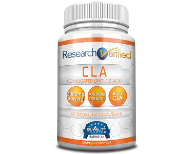 Research Verified CLA Weight Loss Supplement Review