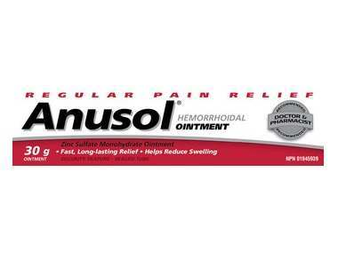 Anusol Hemorrhoidal Ointment Review - For Relief From Hemorrhoids