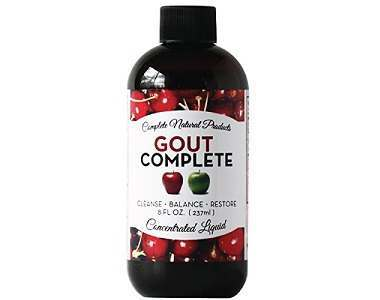Complete Natural Products Gout Complete Review - For Relief From Gout