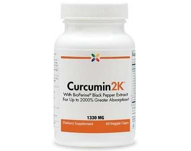 Curcumin 2K Review - For Improved Overall Health
