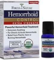 Forces of Nature Hemorrhoids Control Review - For Relief From Hemorrhoids