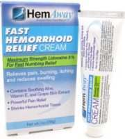 HemAway Review - For Relief From Hemorrhoids