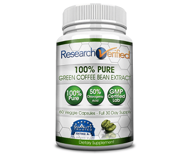 Research Verified Green Coffee Review