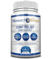 Research Verified Joint Relief Review - For Healthier and Stronger Joints