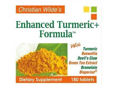 Christian Wilde's Enhanced Turmeric Formula Review - For Improved Overall Health