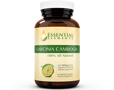 Essential Elements Garcinia Cambogia Weight Loss Supplement Review