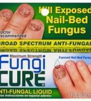 FungiCure Anti-Fungal Liquid Review - For Combating Fungal Infections