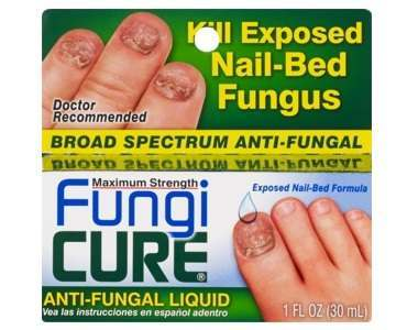 FungiCure Anti-Fungal Liquid Review