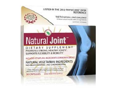 Greek Wellness Natural Joint Review