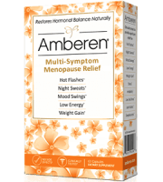 Lunada Biomedical's Amberen Review - For Symptoms Associated With Menopause
