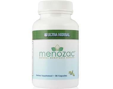 Menozac Review - For Symptoms Associated With Menopause