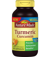 Nature Made Turmeric Curcumin Review - For Improved Overall Health