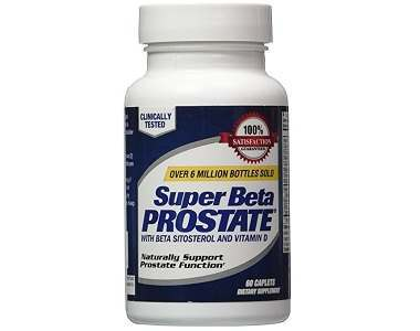 New Vitality's Super Beta Prostate Review - For Increased Prostate Support