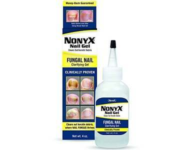 NonyX Nail Gel Review