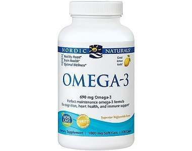 Nordic Naturals Omega 3 Review - For Cognitive And Cardiovascular Support