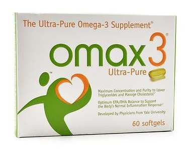 Omax 3 Review - For Cognitive And Cardiovascular Support