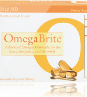OmegaBrite Review - For Cognitive And Cardiovascular Support