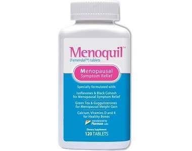 Pharmaxa Labs' Menoquil Review