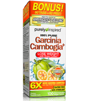 Purely Inspired Garcinia Cambogia Plus Weight Loss Supplement Review