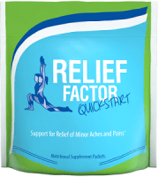 Relief Factor Quickstart Review - For Healthier and Stronger Joints