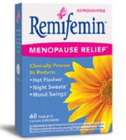 Schaper & Brummer & Co's Remifemin Review - For Relief From Symptoms Associated With Menopause