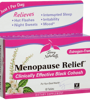 Terry Naturally Menopause Relief Review - For Relief From Symptoms Associated With Menopause