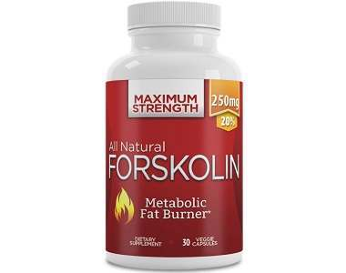 Thrive Naturals All Natural Forskolin Review