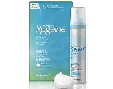 Women's Rogaine Review - For Dull And Thinning Hair